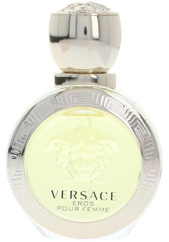 Versace Eau de Toilette »Eros pour Femme« kaufen