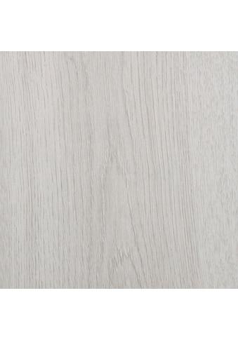 BODENMEISTER Laminat »Dielenoptik Eiche weiß«, 1376 x 193 mm, Stärke: 7mm kaufen