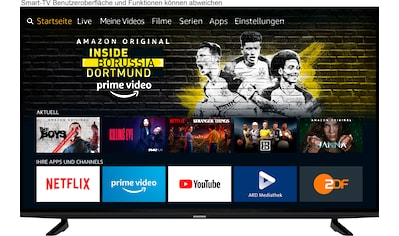 Grundig 65 VOE 82  -  Fire TV Edition LED - Fernseher (164 cm / (65 Zoll), 4K Ultra HD, Smart - TV kaufen