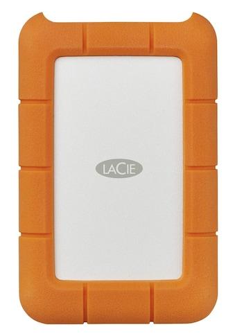 "LaCie Rugged USB - C, 5 TB, tragbare externe Festplatte »2.5"", USB - C, für Mac & PC« kaufen"