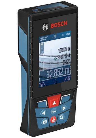 Bosch Professional Entfernungsmesser »GLM 120 C«, Messbereich: 120m kaufen