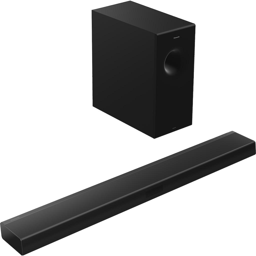 Panasonic 2.1 Soundsystem »SC-HTB600 Soundbar«