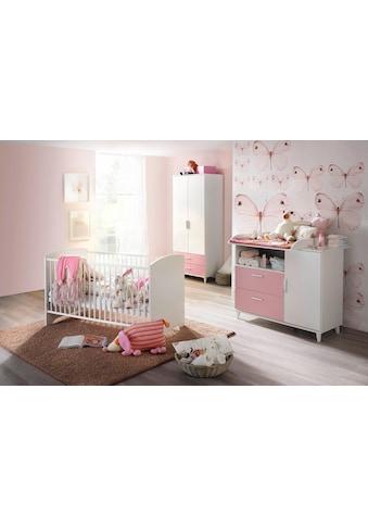 Babyzimmer - Komplettset »Nizza« (Set, 3 - tlg) kaufen
