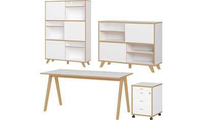 GERMANIA Büromöbel - Set »Helsinki« (4 - tlg) kaufen