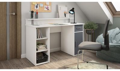 Homexperts Schreibtisch »Don«, mit viel Ablagefläche kaufen