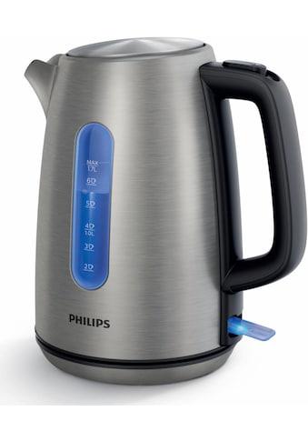 Philips Wasserkocher, HD9357/10, 1,7 Liter, 2200 Watt kaufen