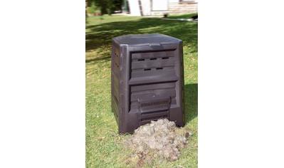 KHW Komposter BxTxH: 84x84x112 cm, 640 Liter kaufen