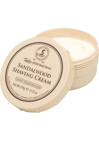 Taylor of Old Bond Street Rasiercreme »Shaving Cream Sandalwood« kaufen
