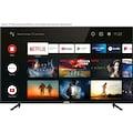 "TCL LED-Fernseher »55P616X1«, 139 cm/55 "", 4K Ultra HD, Smart-TV, Android 9.0 Betriebssystem"