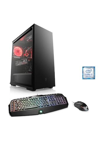 CSL Gaming PC | Core i7 - 9700KF | GeForce RTX 2070S | 32GB DDR4 | SSD »HydroX T9003 Wasserkühlung« kaufen