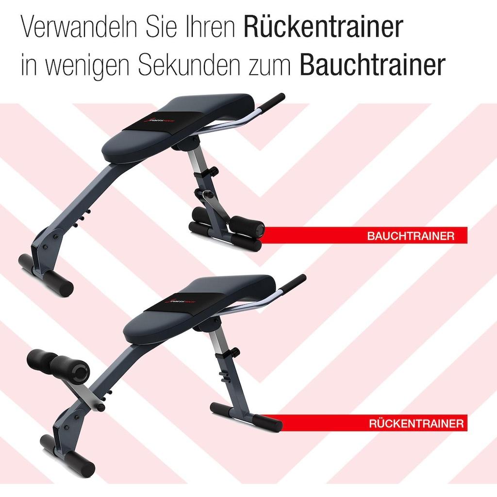 Sportstech Rückentrainer »BRT200«