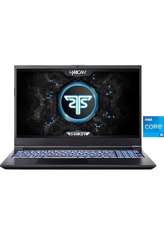 """Hyrican Gaming-Notebook »Striker 1645«, (39,62 cm/15,6 """" Intel Core i5 GeForce RTX™... kaufen"""