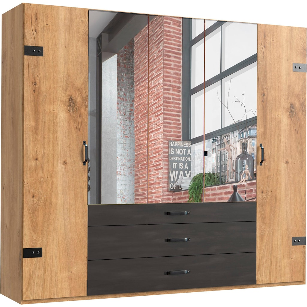 Fresh To Go Kleiderschrank »Detroit«