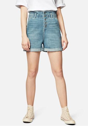 Mavi Jeansshorts »TAYLOR-MA«, mit elastischen Bund und 5-Knopf Verschluss kaufen
