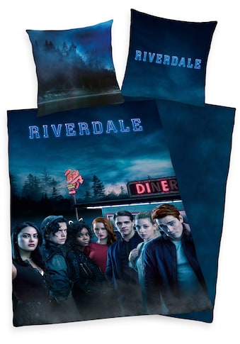Wendebettwäsche »Riverdale«, kaufen
