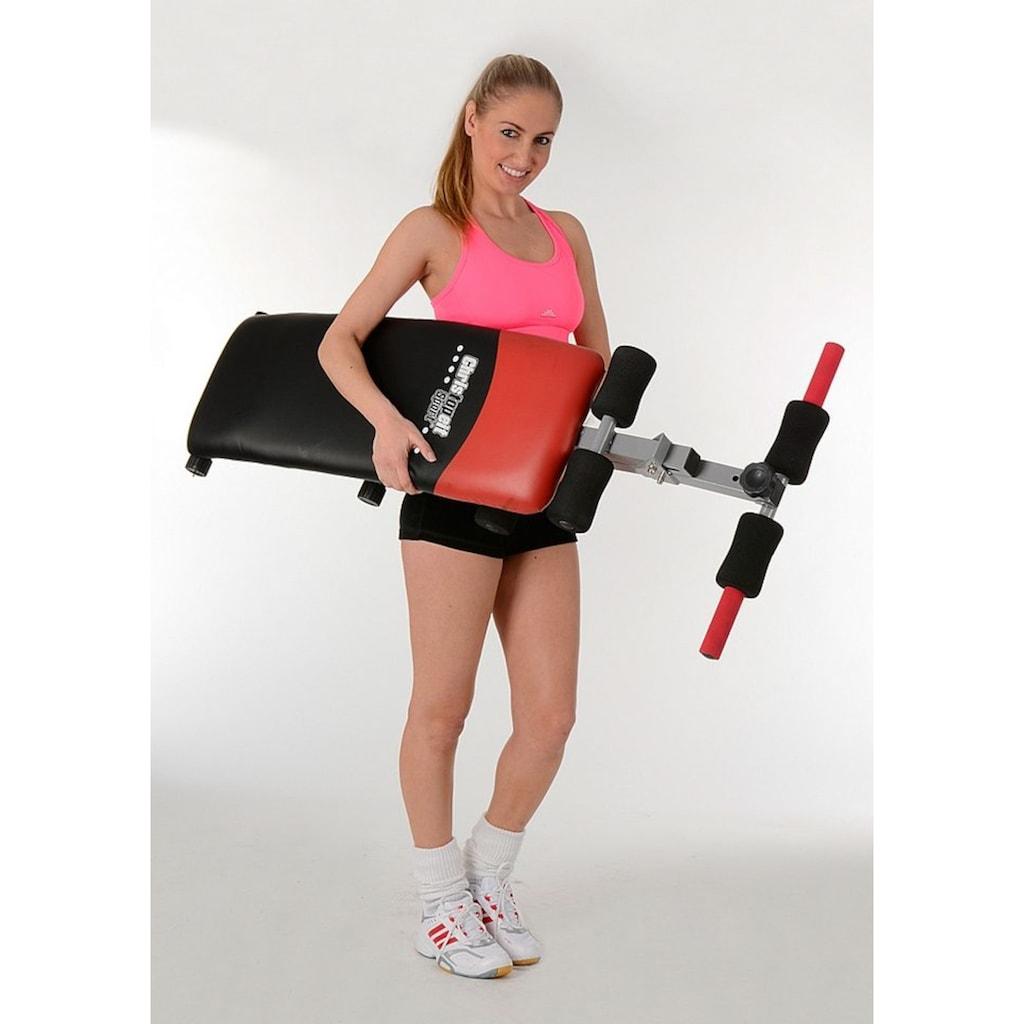 Christopeit Sport® Bauchtrainer »BG 2«, (Set, mit Elastikzügen)