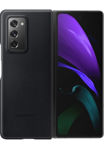 Samsung Smartphone-Hülle »Leather Cover«, Galaxy Z Fold2 5G kaufen