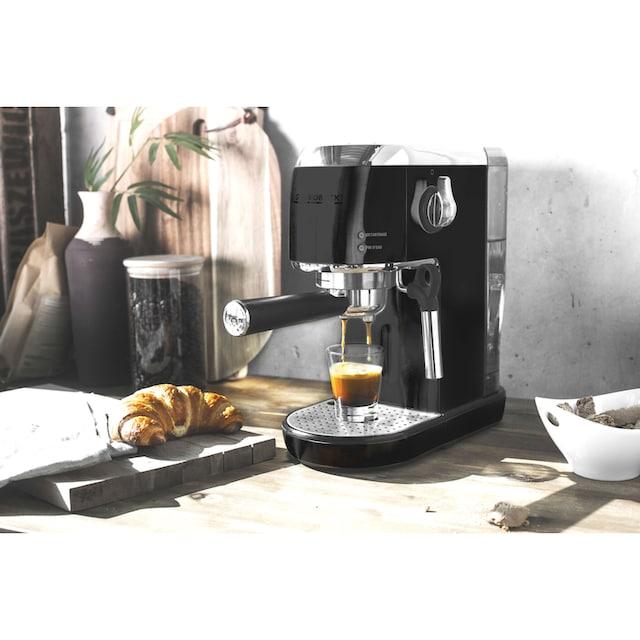 Gastroback Espressomaschine 42718 Design Espresso Piccolo schwarz