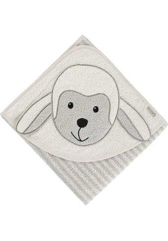 Sterntaler® Badetuch »Stanley«, (1 St.), mit Schaf kaufen
