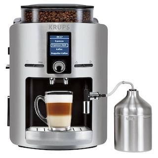 krups kaffeevollautomat ea826e 1 8l tank kegelmahlwerk. Black Bedroom Furniture Sets. Home Design Ideas