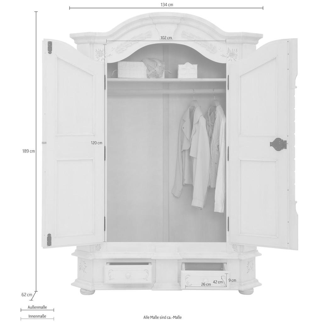 Premium collection by Home affaire Drehtürenschrank »Taunus«