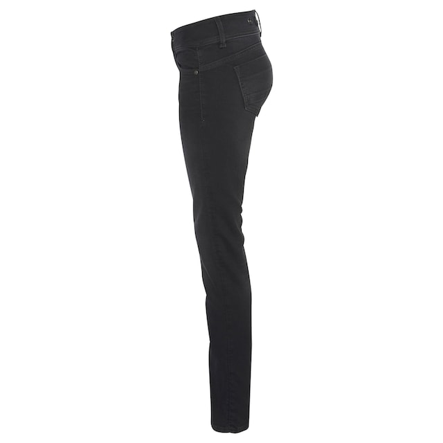 G-Star RAW Straight-Jeans »Midge Saddle Mid Straight«