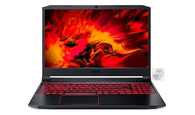 Acer AN515 - 55 - 72TX Gaming - Notebook (39,6 cm / 15,6 Zoll, Intel,Core i7, 0 GB HDD, 512 GB SSD) kaufen