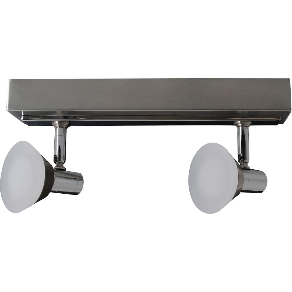 näve LED Deckenspot »Jericho«, LED-Board, 1 St., Warmweiß