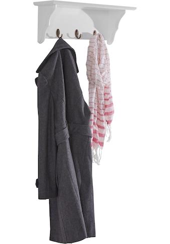 Home affaire Garderobenleiste, mit 3 Kleiderhaken kaufen