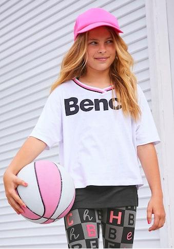 Bench. T - Shirt (Set, 2 tlg., mit Top) kaufen