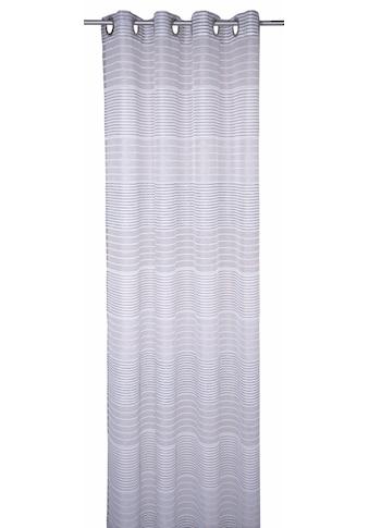 Vorhang, »TRENDY SHINE«, TOM TAILOR, Ösen 1 Stück kaufen