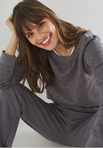 Mexx Sweatshirt, mit Logo-Allover Print kaufen