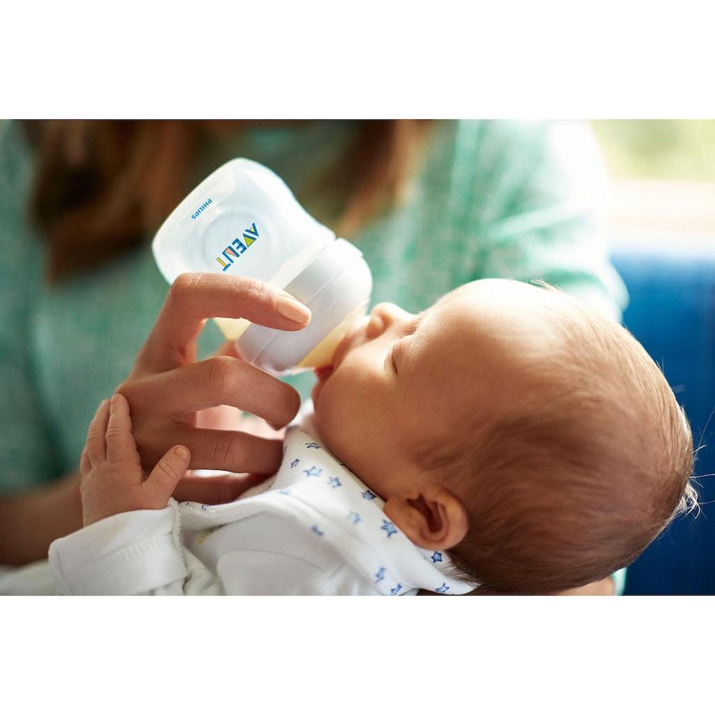 Philips AVENT Babyflasche »Natural Flasche SCF030/27«