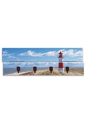 Artland Garderobenpaneel »Leuchtturm Sylt« kaufen