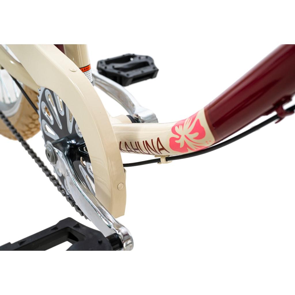 KS Cycling Cruiser »Kahuna«, 6 Gang, Shimano, Tourney Schaltwerk, Kettenschaltung