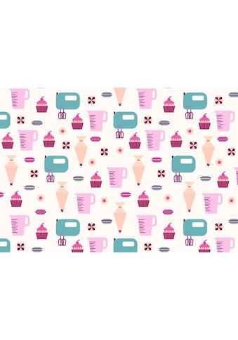 Wall-Art Möbelfolie »Bake«, 100/100 cm kaufen