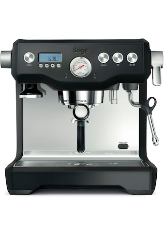 Sage Espressomaschine »the Dual Boiler, SES920BTR, Black Truffle« kaufen