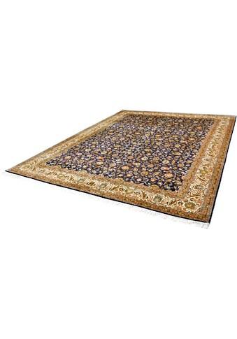 Kayoom Seidenteppich »Allover 999x2«, rechteckig, 10 mm Höhe, Einzelstück mit... kaufen
