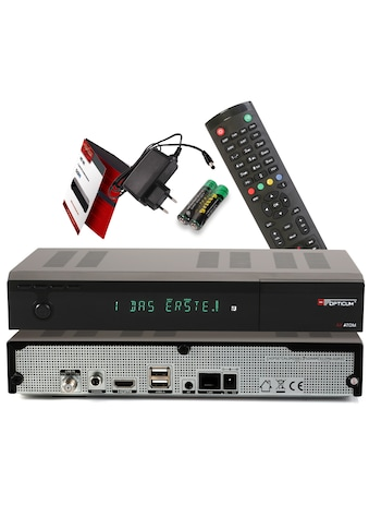 Opticum Red »Atom 4K UHD« SAT - Receiver kaufen