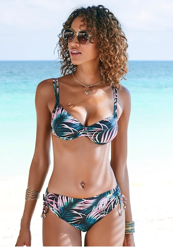 LASCANA Bikini-Hose »Reese«, seitlich regulierbar kaufen