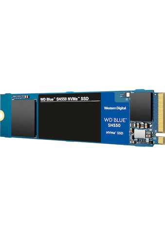 Western Digital SSD »WD Blue™ SN550 NVMe™ SSD« kaufen