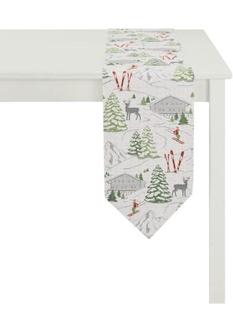 APELT Tischband »2503 Winterwelt, Gobelin«, (1 St.) kaufen