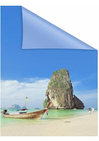 LICHTBLICK ORIGINAL Fensterfolie »Thailand«, 1 St., blickdicht,... kaufen