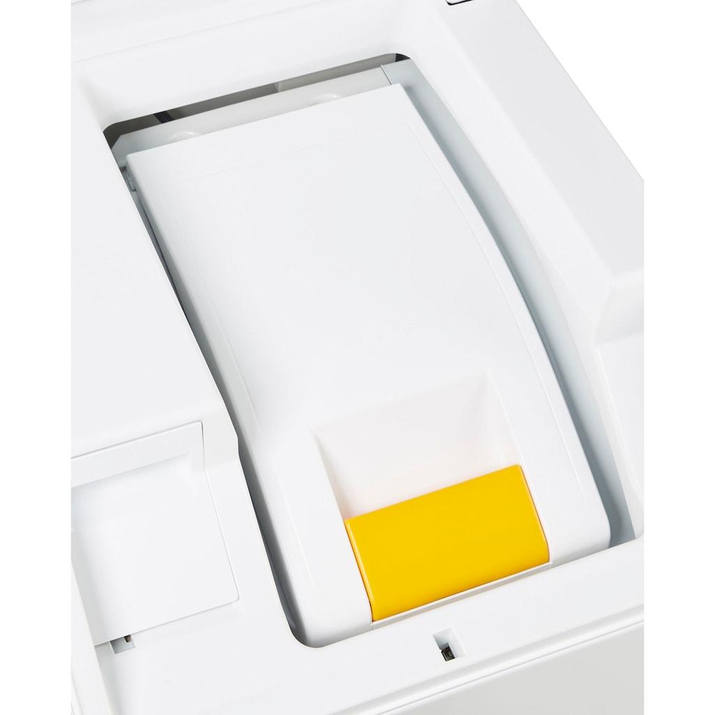 Miele Waschmaschine Toplader »WW630 WCS«, WW630 WCS, 6 kg, 1200 U/min
