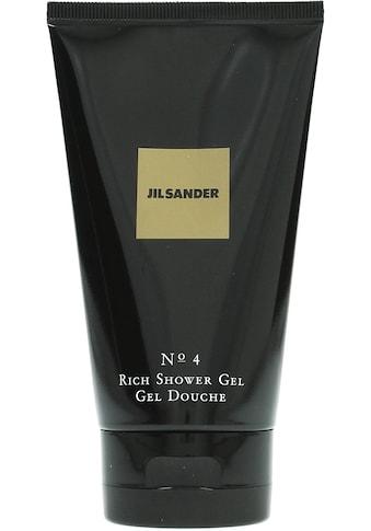 JIL SANDER Duschgel »No.4 Rich« kaufen