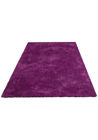 Hochflor - Teppich, »Magong«, my home, rechteckig, Höhe 25 mm, handgetuftet kaufen