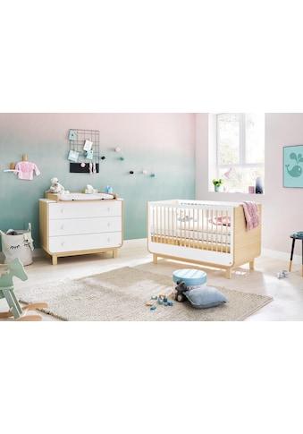 Pinolino® Babymöbel-Set »Round«, (Spar-Set, 2 tlg.), breit; Made in Europe kaufen