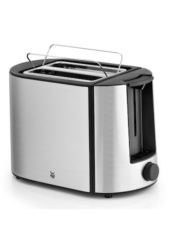 WMF Toaster »Bueno Pro«, 2 kurze Schlitze, für 2 Scheiben, 870 W kaufen