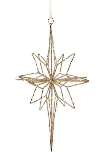 LED Stern »Meteor«, Warmweiß, batteriebetrieben, Ø 50 cm kaufen