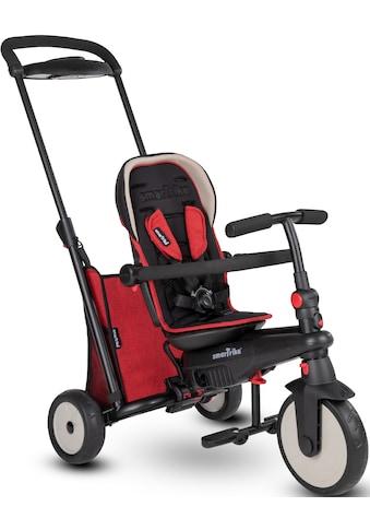 smarTrike® Dreirad »smarTfold STR5, Rot«, mit verstellbarem Sonnenschutzdach kaufen